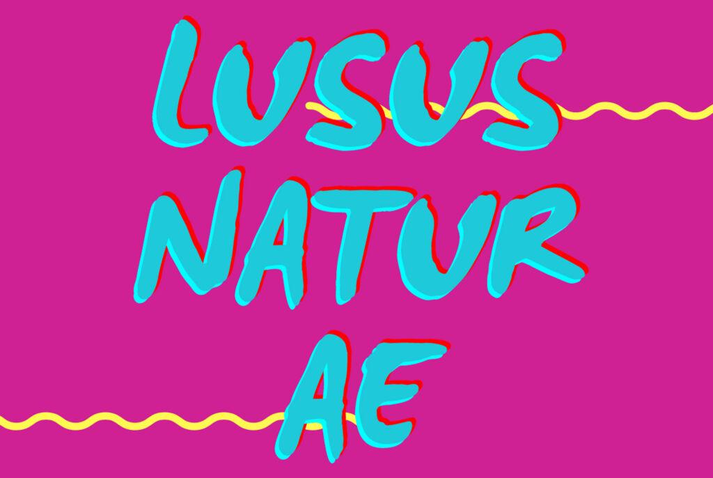 Lusus naturae. Group exhibition